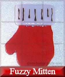 fuzzy-mitten