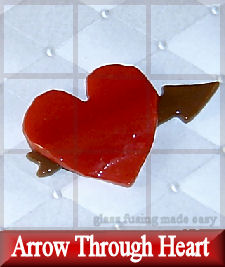 arrow-through-heart
