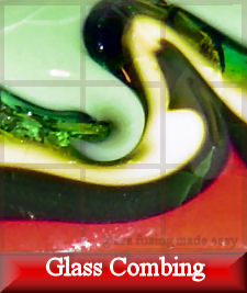 combing-glass